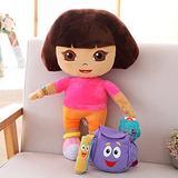 15~30cm Dora The Explorer Boots Swiper Cartoon Plush Soft Stuffed Doll Children Toy Kids Birthday Christmas Gift