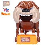 ChichuangK Toy Dog Games Vicious Dog Chewing Tricky Toy Prank Toy Dog Funny Electronic Pet Dog Toys Parent‑Child Interactive Toy Funny Game Child Gift