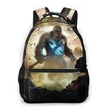 Godzilla Vs. King Kong Boys Fashion Leisure Backpack For Girls Teenage School Backpack Patterns Printed Backpack School Bag