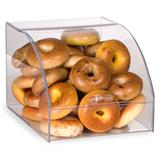Food Containers with a Curved Lid for an Attractive Look