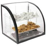 Bakery Display Cases with Metal Frame and Rear-Loading Doors