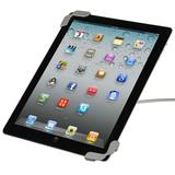 """Silver Tablet Security Mount is Universal for 10"""" to 11-1/4"""" Devices"""
