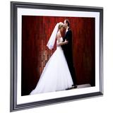 16 x 20 Matted Picture Frame for Wall Mount Use