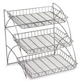 Wire Shelving Racks with 3 Shelves