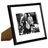 """8"""" x 10"""" Black Picture Frames in Wood"""