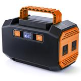 Portable Rechargeable Continuous Power Supply, Lithium-ion Battery -