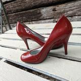 Jessica Simpson Shoes   Jessica Simpson Dark Red Pumps Size 8   Color: Red   Size: 8