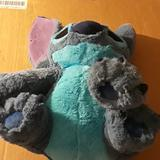 Disney Toys   Disney Large Stitch Plush Toy   Color: Blue/Purple   Size: Osg