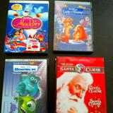Disney Other | Disney Dvd Movie Lot | Color: Blue/Gray | Size: Os