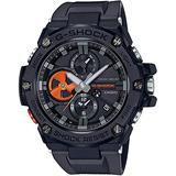 Casio G-Shock G-Steel - Tough Solar - Bluetooth Watch - GSTB100B-1A4