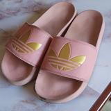 Adidas Shoes | Adidas Sport Sandals 10 | Color: Gold/Pink | Size: 10