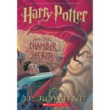 Harry Potter and the Chamber Of Secrets by J.K. Rowling Book, Multicolor