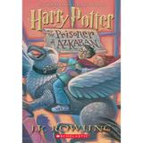 Harry Potter and the Prisoner Of Azkaban by J.K. Rowling Book, Multicolor