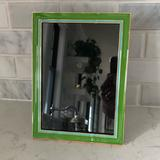 Kate Spade Accents   Kate Spade Portland Place Picture Frame Green 5x7   Color: Blue/Green   Size: 5x7 Inches