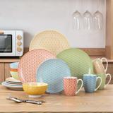 Latitude Run® Dalaine Oriental 16 Piece Dinnerware Set for 4 Porcelain/Ceramic in Green | Wayfair 2D6AFE2246E641D78DDCC4BBE0E2798F