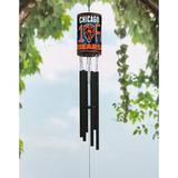 Sunset Vista Designs Co. Fan Wind Chime, Size 12.0 H x 6.0 W x 4.0 D in | Wayfair NFL-BEAR
