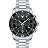 'series 800' Chronograph Bracelet Watch - Metallic - Movado Watches