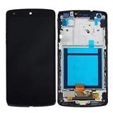 JOEMEL LCD Display + Touch Screen Digitizer Assembly with Frame Replacement for Google Nexus 5 / D820 / D821 Accessory