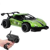 Home-table RC Drift Car,1:16 Remote Control Car Toy Alloy High Speeds Wireless Simulation 360° Rotating Electronic RC Vehicle for Boys Orange and Green(Blue)