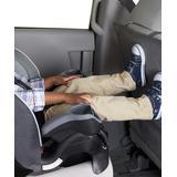 Safety 1st Car Seat Mats - Black Kick Mat - Set of Two