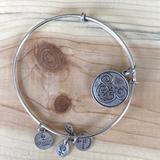 Disney Jewelry   Alex & Ani Disney Parks Bracelet   Color: Silver   Size: Os