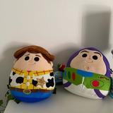 Disney Toys   Disney- Woody & Lightyear Squishmallow   Color: Blue/Purple   Size: One Size