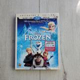 Disney Other | Disney Frozen Collector'S Edition Blu-Ray - New | Color: Blue/White | Size: Osbb