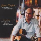 Columbia Other | James Taylor Merry Little Christmas Promo Ps Cd | Color: Red | Size: Os