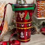 Disney Dining | Disneyland Holiday Treats Insulated Tumbler | Color: Red | Size: Os