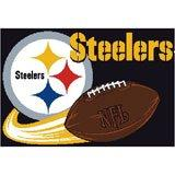 2009 Pittsburgh Steelers Tufted Rug (20-inch x 30-inch)