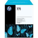 HP 771 Maintenance Cartridge - Inkjet - Black - HEWCH644A