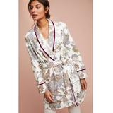 Anthropologie Intimates & Sleepwear   Anthropologie X Floreat Brushed Fleece Robe   Color: Red   Size: S