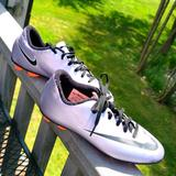 Nike Other | Nike Youth Soccer Cleats | Color: Purple | Size: 5y