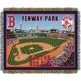 New Fenway Park Stadium Throw by MLB in Multi
