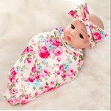 Yongmei Reborn Baby Dolls, 10Inches/25Cm Artificial Reborn Baby Doll, Reborn Baby Dolls Silicone Full Body, Best Birthday Set Suitable for 3 Year Old,Open
