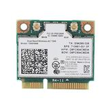 Wireless Network Card, Universal Wireless Network Card with Uninterrupted Connection, Bluetooth Network Card with Wireless Speed Up to 867M, Fit for Intel 7260Ac