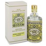 4711 Jasmine Eau De Cologne Spray (Unisex) By 4711 Cologne for Men 3.4 oz Eau De Cologne Spray &Good experience&