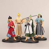 One Piece Figure, Luffy, Zoro, Sanji, Usopp, Anime Figure, One Piece Anime Figure, Gifts for Children