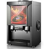 Espresso Coffee Machine, Steam Pump Coffee Machine Espresso Machine Instant Coffee Machine Tea Machine, Commercial Desktop Double Coffee Dispenser Home Office Party