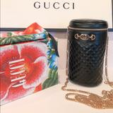 Gucci Bags   New Gucci Black Quilted Leather Beltcrossbody Bag   Color: Black   Size: 5x 8 X 4
