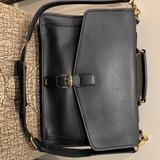 Coach Bags   Clean Vintage Coach Laptop Briefcase   Color: Blue   Size: Os