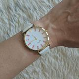 Kate Spade Jewelry | Kate Spade White Bows Women'S Watch | Color: Pink/White | Size: Os