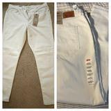 Levi's Pants & Jumpsuits | Levi Strauss Classic Straight Leg -16 | Color: White | Size: 16