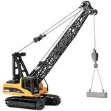 IIIL Scale 1/50 Alloy Crane Model Die-Cast Engineering Vehicle Alloy Models Construction Truck Toy for Kids
