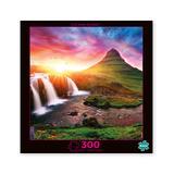 Buffalo Games Puzzles - Iceland Sunset 300-Piece Puzzle