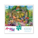 Buffalo Games Puzzles - Aimee Stewart Wine Country Escape 1000-Piece Puzzle
