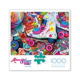 Buffalo Games Puzzles - Aimee Stewart Skate Night 1000-Piece Puzzle