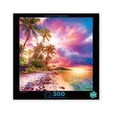 Buffalo Games Puzzles - Photography Escape to Paradise 300-Piece Puzzle