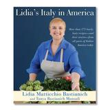 Penguin Random House Cookbooks - Lidia's Italy in America Cookbook