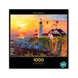 Buffalo Games Puzzles - Photography Safe Passage 1000-Piece Puzzle